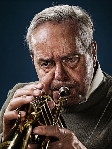 KENNY WHEELER, Jazz Musician